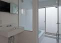 B-class 住宅の浴室