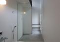 置きバス式の浴室