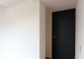 主寝室にはウオークインクローゼット