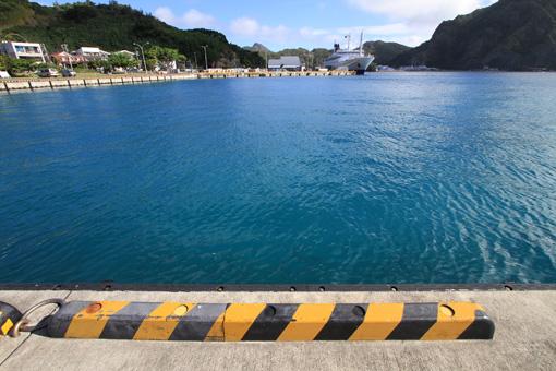 20二見港の青色の海_2460