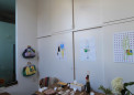 07収納上に壁面収納を増設