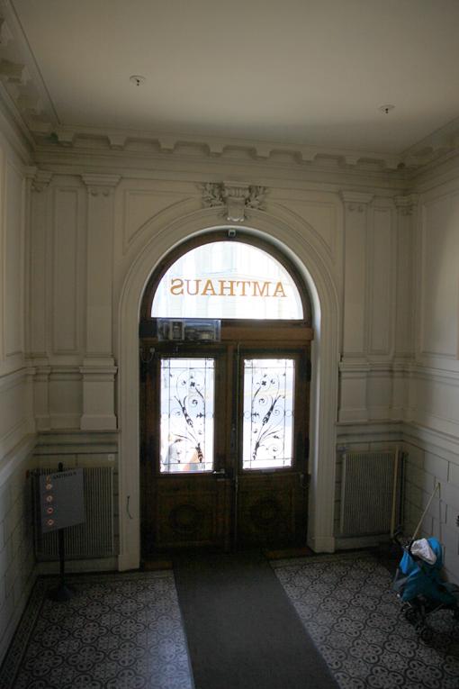 ベルン市庁舎03