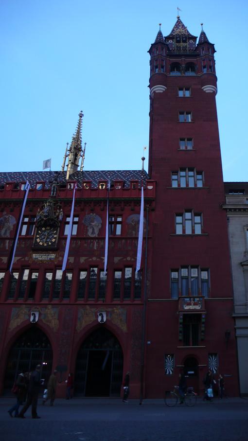 バーゼル市庁舎