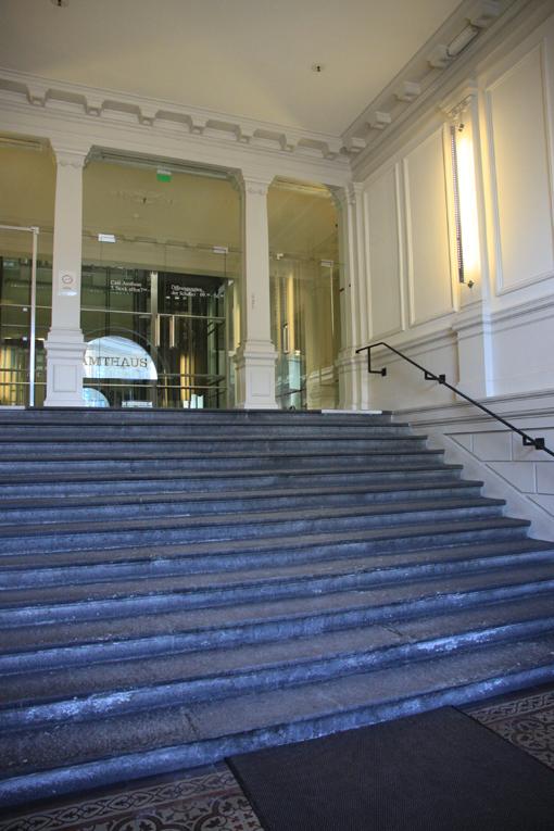 ベルン市庁舎05