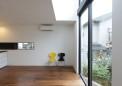 特注大窓は幅2.5m×高さ4.7m