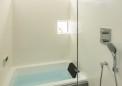 FRP壁の浴室