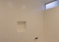 FRP壁の浴室・ニッチ