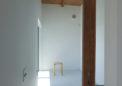 玄関横の土間室