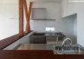 2列式のキッチン